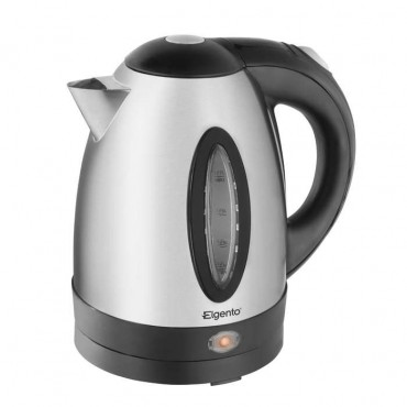 1.7 litre brushed stainless steel kettle