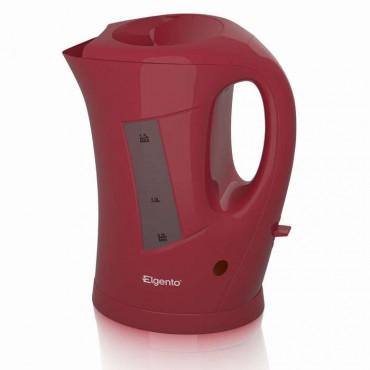 1.7 litre red jug kettle