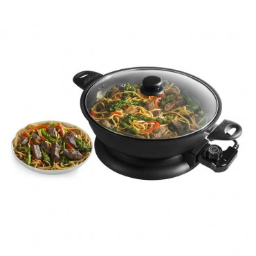 30cm electric wok