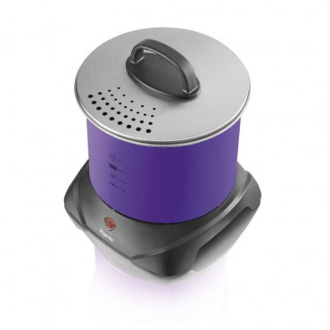 Deep fat fryer - purple
