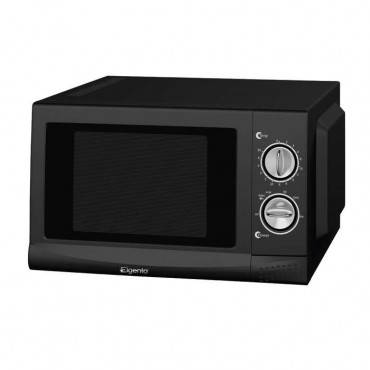 17 litre black microwave