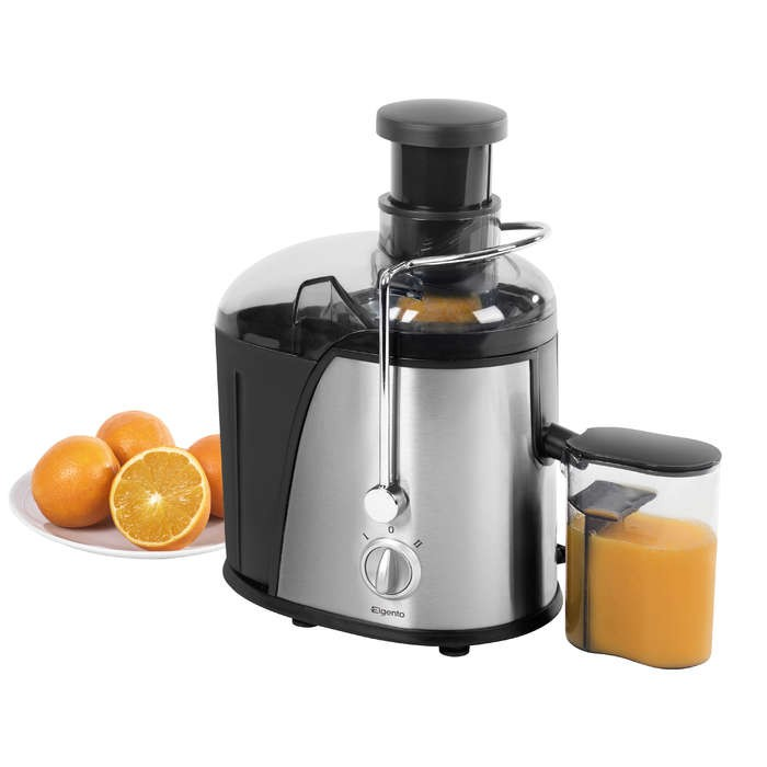 Klarstein Fruit Berry Slow Juicer 400w : 400w whole fruit juicer