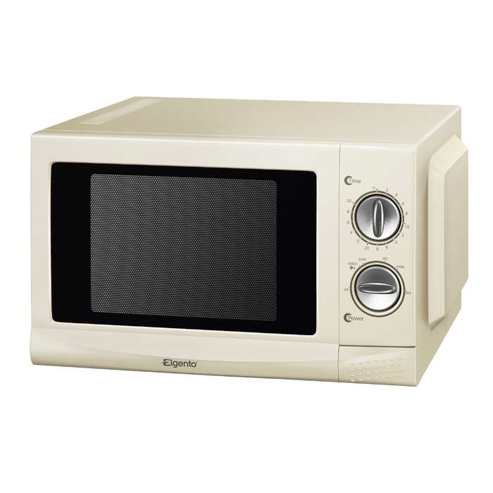 17 Litre Cream Microwave Microwave Products