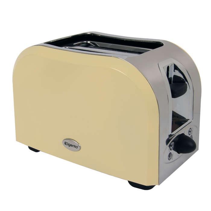 Cream Toaster Ovens ~ Slice cream toaster