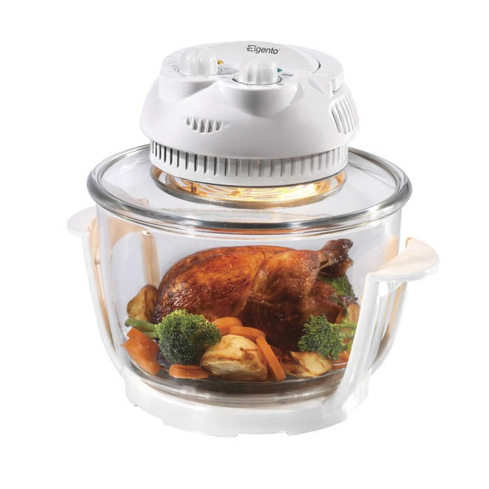 11 Litre Halogen Oven Cooking Products, Glass Bowl Convection Oven Recipes