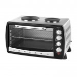 42 litre mini oven with hot plates