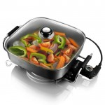 30cm electric frying pan