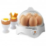 Egg cooker and mini steamer