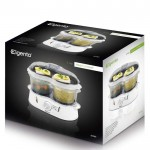 Versatility 3 in 1 food steamer
