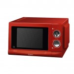 17 litre red microwave