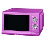 17 litre pink microwave