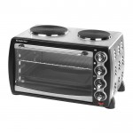 28 litre mini oven with hot plates